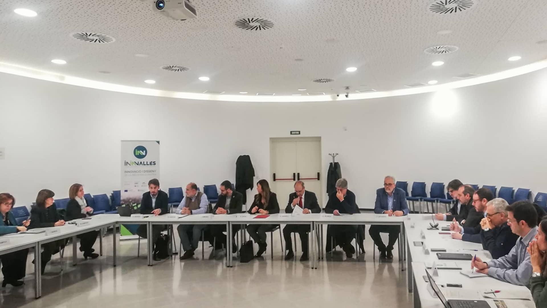 El projecte supramunicipal ININVALLÈS de disseny i innovació industrial assenta les bases per millorar la competitivitat del territori