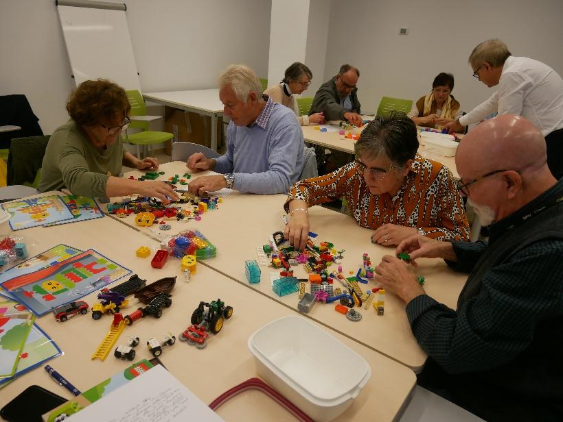 Tallers per a l'envelliment actiu de la població del Vallès