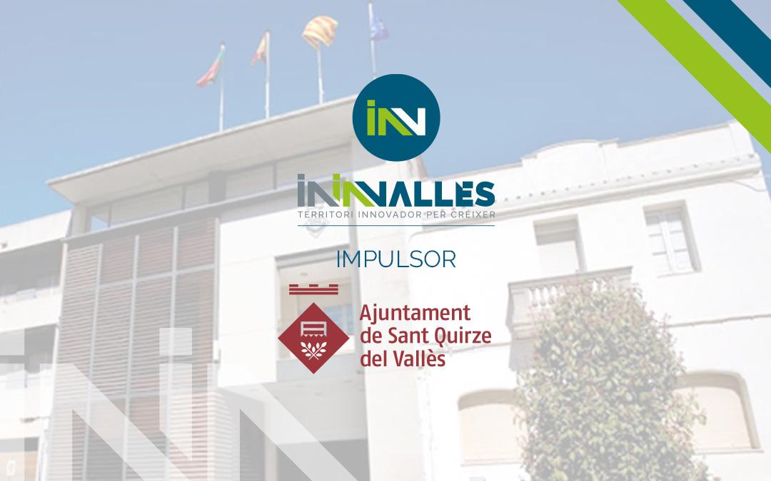 Coneix els membres d'ININVallès: Ajuntament de Sant Quirze del Vallès