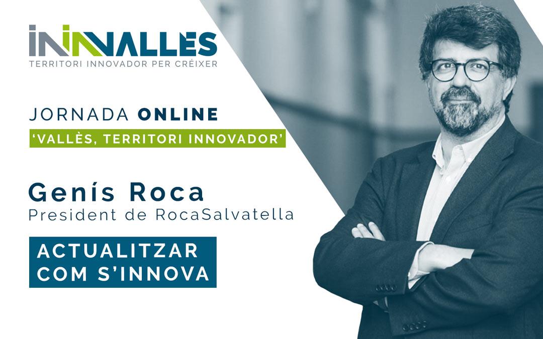 'Actualitzar com s'innova', per Genís Roca